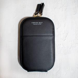 Сумочка-кошелек «Maria» (черная)2