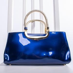 Сумка «Una» (синяя)2