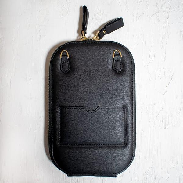 Сумочка-кошелек «Maria» (черная)3
