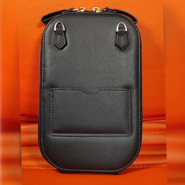 Сумочка-кошелек «Maria» (черная)5