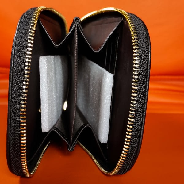 Сумочка-кошелек «Maria» (черная)6