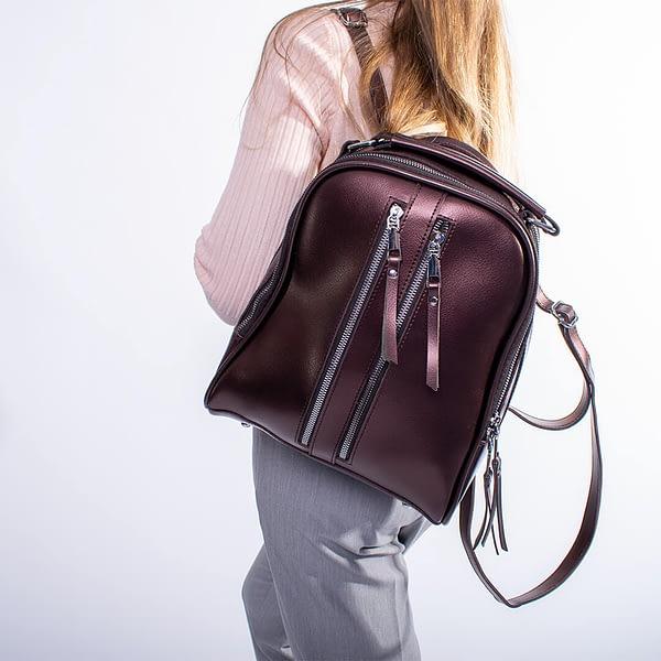 Рюкзак «Forli» (бордовый)