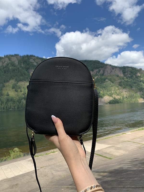 Сумка-кошелек «Bago» (черная) 1